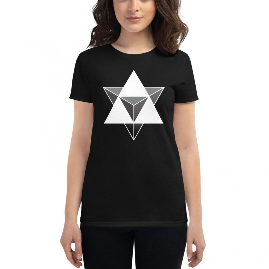 EternaLux on Etsy - Merkabah Shirt for Men and Women